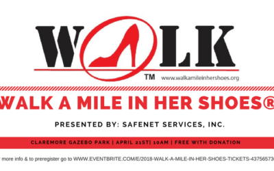 2018 Walk a Mile in Her Shoes®