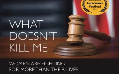 "Safenet Services Hosts ""What Doesn't Kill Me"": A Documentary on Domestic Violence"